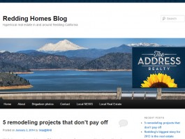 Redding Homes blog